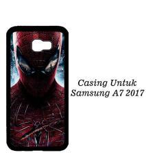 Review Case Untuk Samsung A7 2017 Spiderman 2 Custom Hardcase Cover Terbaru