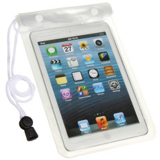 Case Waterproof Elegant untuk iPad Mini dan Tablet Lenovo Tab A7 - 50 - Putih