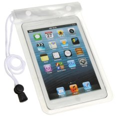 Case Waterproof Elegant untuk iPad Mini dan Tablet Samsung Tab 3 Lite 7.0 - Putih