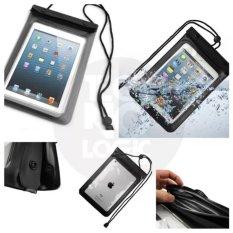 Case Waterproof untuk iPad Mini dan Tablet Samsung Tab 4 Lite 7.0 - Hitam