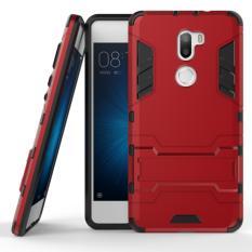 Case Xiaomi 5s Mi5S Mi 5S Plus Transformer Robot Casing Iron Man - Merah