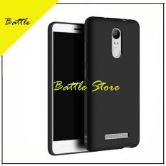 Case Xiaomi Redmi Note 3 Pro Silicone Soft Case Baby Skin Slim Matte Cover For Xiaomi Redmi Note 3 Pro - Black