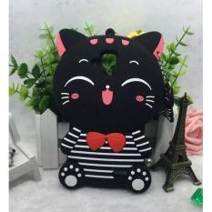 Toko Jual Case Xiaomi Redmi Note 3 Sillikon 3D Bowknot Lucky Cat Softcase Backcase Casing Hp Lucu