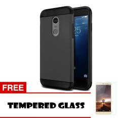 Spesifikasi Case Xiaomi Redmi Pro Slim Armor Hitam Tempered Glass Yang Bagus Dan Murah