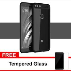 Jual Case Xiaomi Xioami Xiomi Mi A1 Mi 5X Mia1 Mi5X Hypo Case Auto Focus Series Hitam Doff Free Tempered Glass Casing Handphone Online