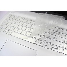 CaseBuy Ultra Tipis TPU Clear Backlit Keyboard Cover untuk HP ENVY X360 15.6