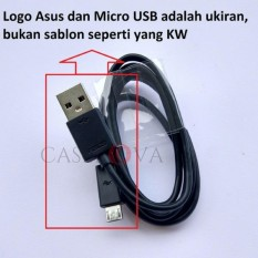 Caselova Data Cable / Kabel Data Charger Asus Zenfone 5 / 4 / 4S / 6 / Selfie / Laser / Go / Padfone / Max Micro USB 2A Original With Box