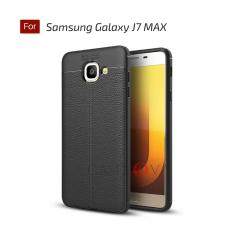 Caselova Ultimate Experience Shockproof Premium Quality Hybrid Case For Samsung Galaxy J7 MAX - Black