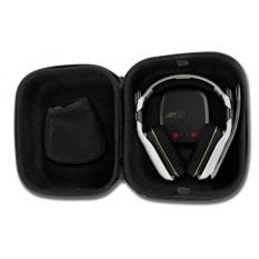 CASEMATIX Protective Gaming Headset Travel Case Bag-Sesuai dengan SteelSeries Siberia 350, Siberia 800, 650, Siberia V3 PRISM, RAW PRISM, SIBERIA 200, Siberia V2 Headphone untuk PC MAC PS4 dan XBOX-Intl