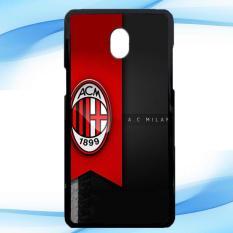 Casing Custom Ac Milan Football Club Samsung Galaxy J5 PRO 2017 Case Cover Hardcase