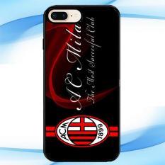 Casing Custom Ac Milan logo IPHONE 7 Plus  Case Cover Hardcase