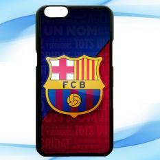 Casing Custom Barcelona logo art OPPO A57 Case Cover Hardcase