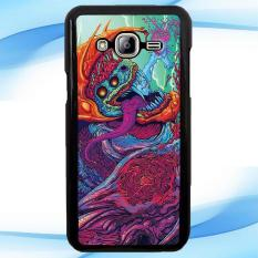 Casing Custom Cs Go Hyper Beast Samsung Galaxy J3 2016 Case Cover Hardcase