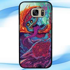 Casing Custom Cs Go Hyper Beast Samsung Galaxy S7 Edge Case Cover Hardcase
