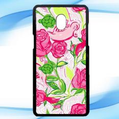 Casing Custom Delta Zeta Lilly Pulitzer Samsung Galaxy J7 Prime Case Cover Hardcase