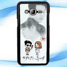 Casing Custom descendents of the sun bigboss and doctor Samsung Galaxy J3 2016 Case Cover Hardcase