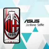 Jual Casing Custom Hardcase Hp Asus Zenfone Selfie Ac Milan Logo Z3731 Case Cover Cases Murah
