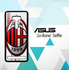 Jual Casing Custom Hardcase Hp Asus Zenfone Selfie Ac Milan Logo Z3731 Case Cover Branded Original