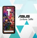 Toko Casing Custom Hardcase Hp Asus Zenfone Selfie Clash Of Clans Game Z2756 Case Cover Terdekat