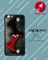 Casing Custom Hardcase Oppo F1s Selfie Expert | A59 BATMAN HARLEY MERGE OF THE SYMBOL Z1099 Case Cover
