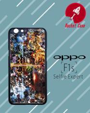 Casing Custom Hardcase Oppo F1s Selfie Expert | A59 dc vs marvel cartoon Z0881 Case Cover