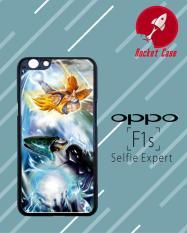 Casing Custom Hardcase Oppo F1s Selfie Expert | A59 Dragonball Z Cell Vs Goku Z1600 Case Cover