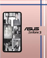Casing Custom Hardcase Polycarbonate Hp Asus Zenfone 3 (Ze552kl) Case Cover Our Second Life O2l