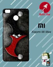 Casing Custom Hardcase Xiaomi Mi Max  BATMAN HARLEY MERGE OF THE SYMBOL Z1099 Case Cover