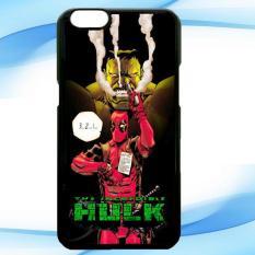 Casing Custom Hulk vs Deadpool OPPO A57 Case Cover Hardcase
