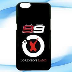 Casing Custom Jorge Lorenzo 99 OPPO A57 Case Cover Hardcase
