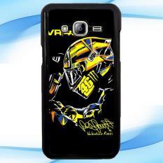 Casing Custom Rossi The Doctor 46 Motogp Samsung Galaxy J3 2016 Case Cover Hardcase