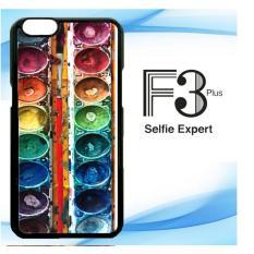 Casing Custom Watercolor Set OPPO F3 Plus Case Cover Hardcase