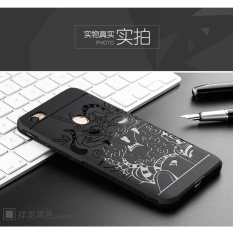 Jual Casing Dragon Shockproof Hybrid Case For Xiaomi Redmi Note 5A Prime Hitam Gratis Iring