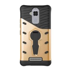 Casing Duty Rugged Armor Shockproof Case with 360 Degree Swivel Rotating Kickstand Cover Case for ASUS