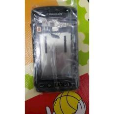 Casing Full Set Blackberry9860 Hitam