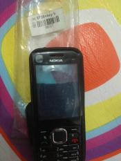 Casing Full Set Nokia 6720 Hitam