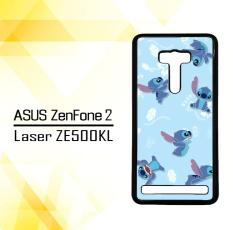 Casing gambar motif HARDCASE untuk hp Asus ZenFone 2 Laser ZE500KL Stitch C