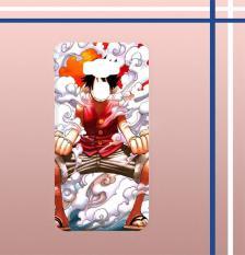Casing gambar motif HARDCASE untuk hp Asus ZenFone 3 ZE520KL Monkey D Luffy Gear Second