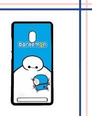 Casing gambar motif HARDCASE untuk hp Asus ZenFone 6 Doraemon x Baymax E0543