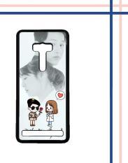 Casing gambar motif HARDCASE untuk hp Asus ZenFone Selfie ZD551KL descendents of the sun bigboss and doctor L0767