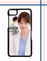 Casing gambar motif HARDCASE untuk hp Blackberry Z10 descendants of the sun kang mo-yeon L0889
