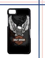 Casing gambar motif HARDCASE untuk hp Blackberry Z10 Harley Davidson 3
