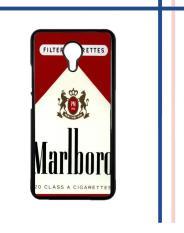 Casing gambar motif HARDCASE untuk hp Meizu M3 Note Marlboro Cigarette