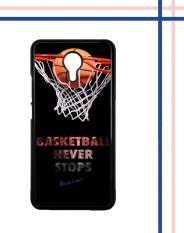 Casing gambar motif HARDCASE untuk hp Meizu M3 Note Nike Basketball Never Stop