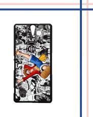 Harga Casing Gambar Motif Hardcase Untuk Hp Sony Xperia C5 Ultra C5 Monkey D Luffy Q0148 Jawa Tengah