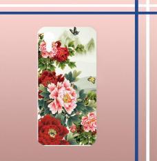 Casing gambar motif HARDCASE untuk hp Sony Xperia XA Ultra C6 Ultra flower cute T0274