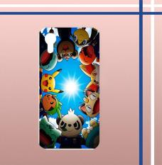 Casing gambar motif HARDCASE untuk hp Sony Xperia XA Ultra C6 Ultra Pikachu World