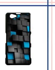 Ulasan Tentang Casing Gambar Motif Hardcase Untuk Hp Sony Xperia Z1 Compact Cube 3D Spot Q0251