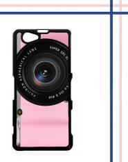 Casing gambar motif HARDCASE untuk hp Sony Xperia Z1 Compact mirrorless fujifilm L0761