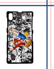 Toko Casing Gambar Motif Hardcase Untuk Hp Sony Xperia Z2 Monkey D Luffy Q0148 Cases